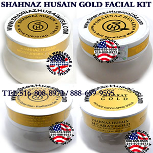 Shahnaz Husain Salon Size Products