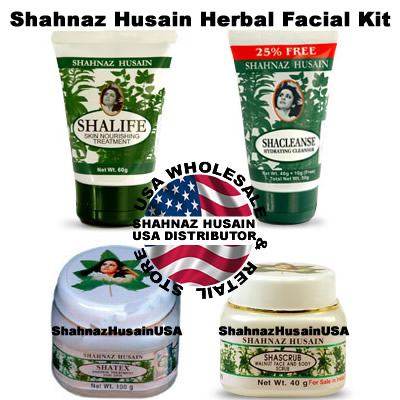 Shahnaz Husain Herbal Facial Kit