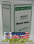 Indigo Hair Powder