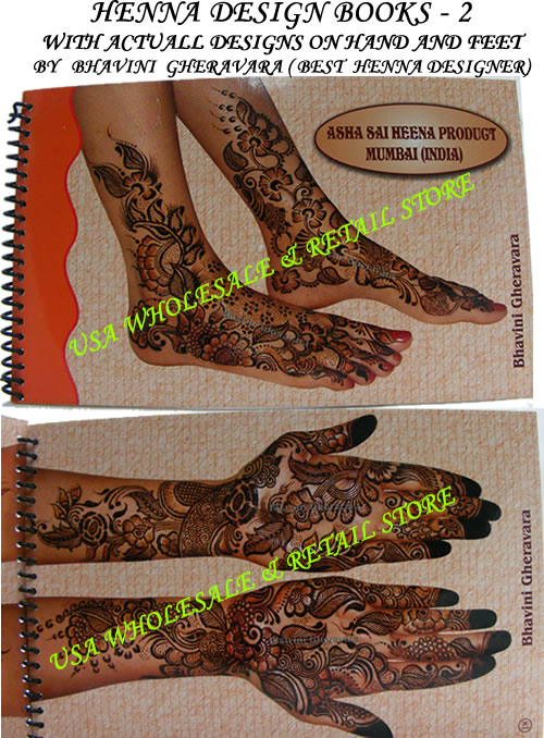 arabic henna tattoo design book by bhavini gheravara 2 ebay. Black Bedroom Furniture Sets. Home Design Ideas