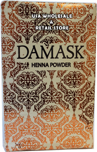 100g (3.5oz) Damask pure henna Powder BAQ