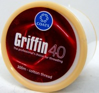 Griffin 40 Eyebrow Threading Thread