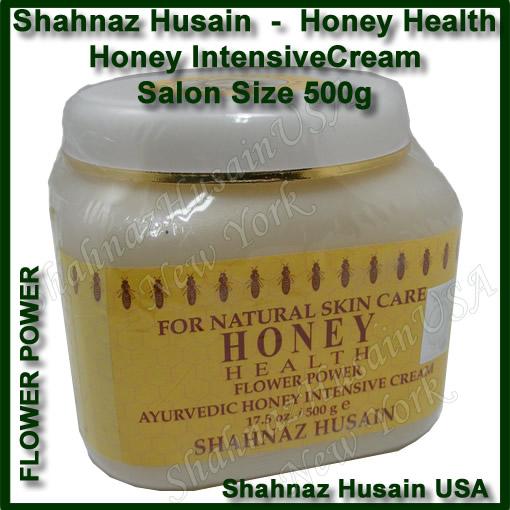 Shahnaz Husain Flower Power Ayurvedic Honey Intensive Skin Cream Salon Size