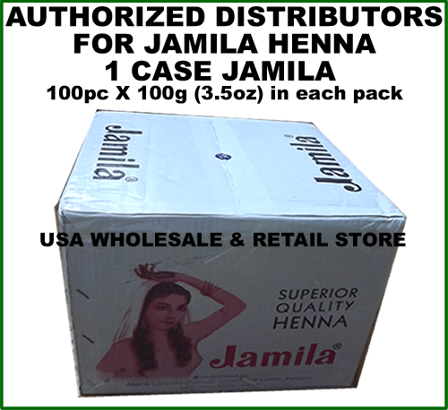Wholesale Jamila Henna Case 100pc $1.50 each