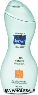 Soft Touch - Parachute Advanced Dry Skin Body lotion
