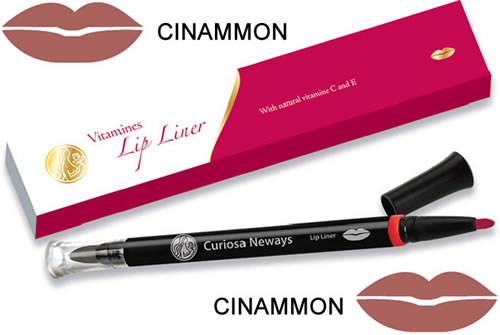 Vitamin Lip LIner Pen Cinnamon