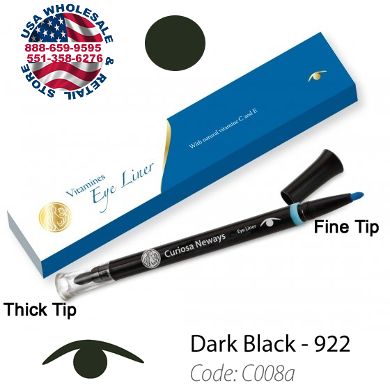 Vitamin Eye Liner Pen Dark Black