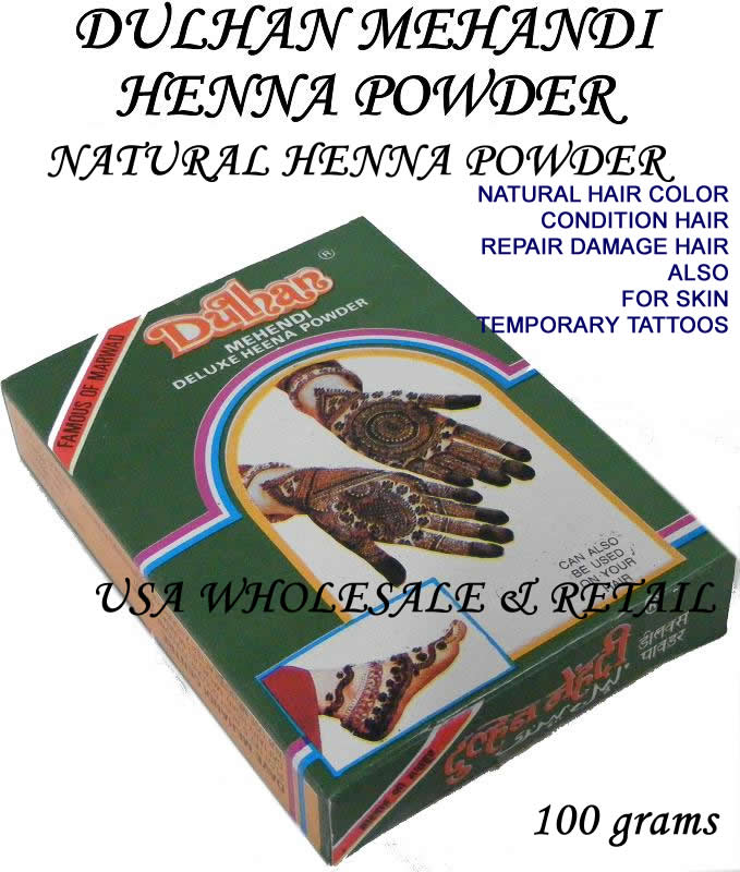 Dulhan Bridal Henna Powder