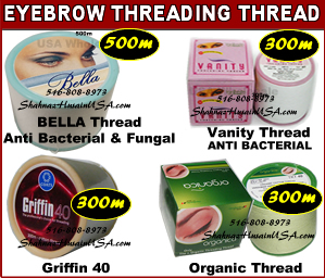 Eyebrow Threading Threads
