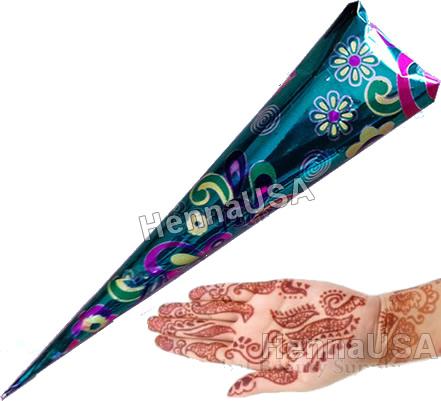 089b5f42e667c Henna for Hair, Skin, Temporary Tattoos, Henna Mehandi Cones Tubes ...
