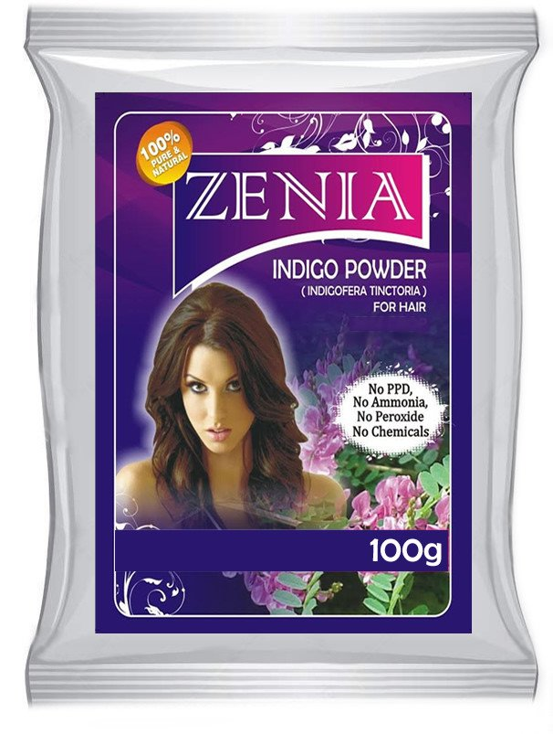 Dr Urjita jain Indigo Powder for Black Hair