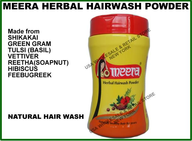 honey and shigekai powder